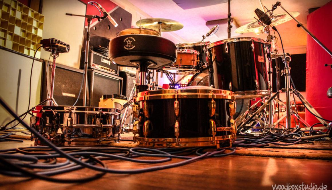 drum recording johannes hackl